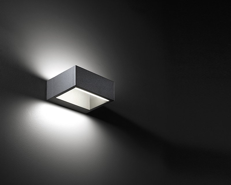 Up&down vivida applique led per esterni lightinspiration.it