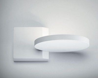 spy-vivida-applique-led-orientabile-bianca