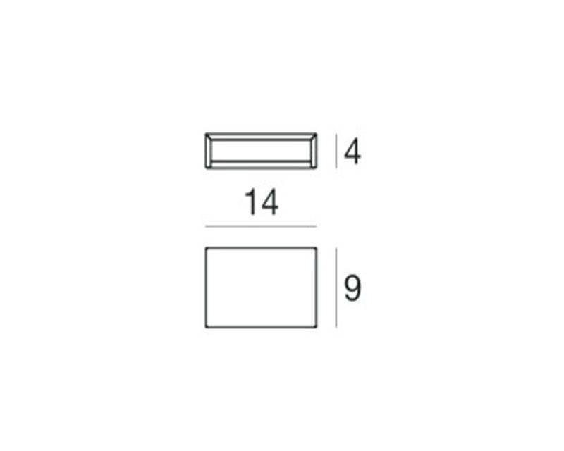 box-linea-light-applique-led-moderna-piccola