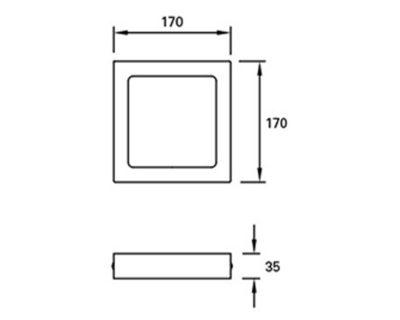 easy-plafoniera-led-quadrato-tecnica.