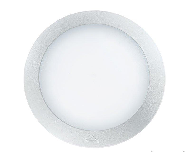Plafoniera Da Esterno A Led : Berta ideal lux plafoniera applique esterni lightinspiration