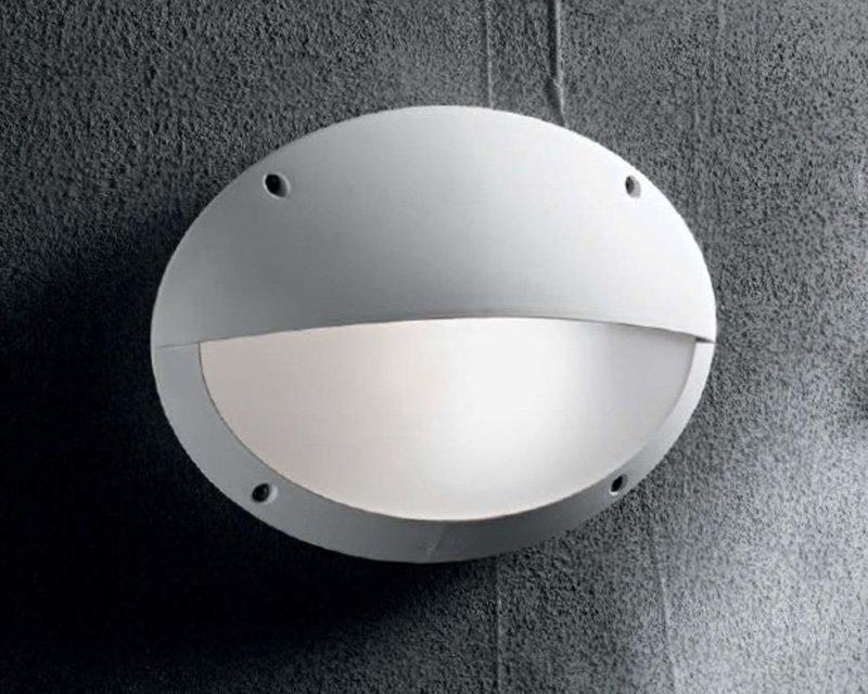 Plafoniere Da Esterno Con Palpebra : Maddi 2 ideal lux applique da esterni lightinspiration