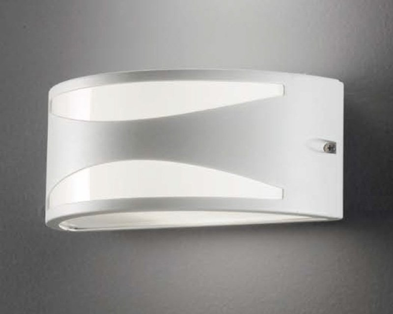 Rex ideal lux applique da esterni lightinspiration