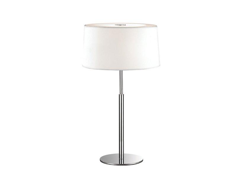 Hilton tl ideal lux da tavolo lightinspiration - Ideal lux lampade da tavolo ...
