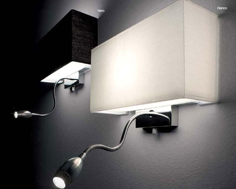 Hotel ideal lux applique moderna da parete lightinspiration