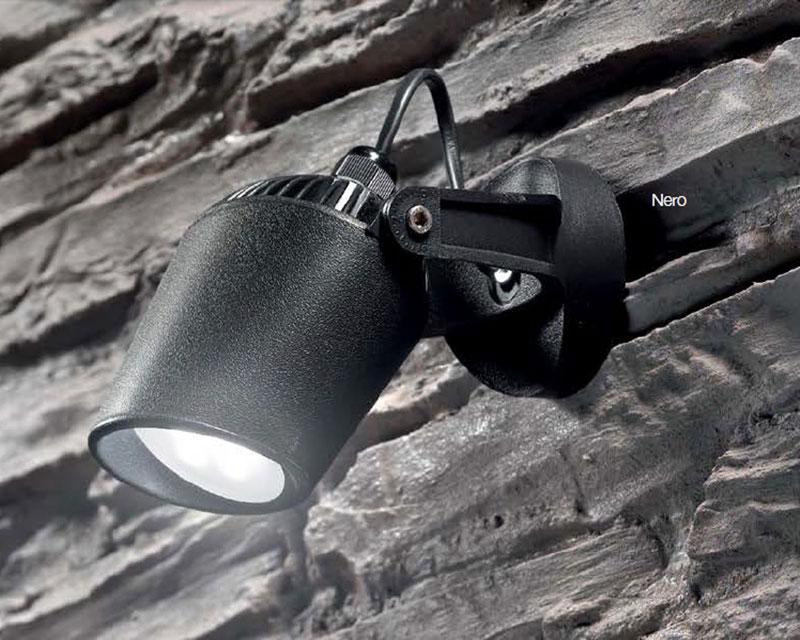 Minitommy ideal lux applique led per esterni lightinspiration.it