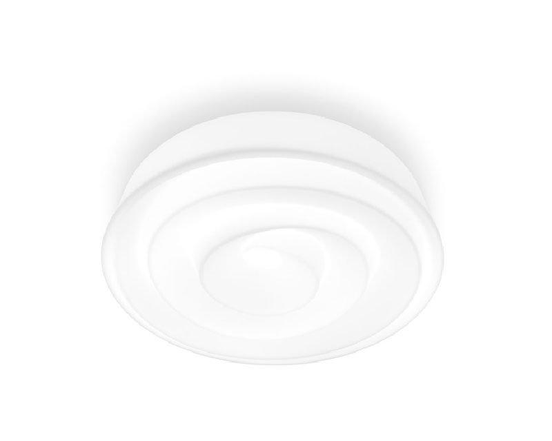 Plafoniera Fiori Bianca : Rose plafoniera moderna bianca linea light lightinspiration